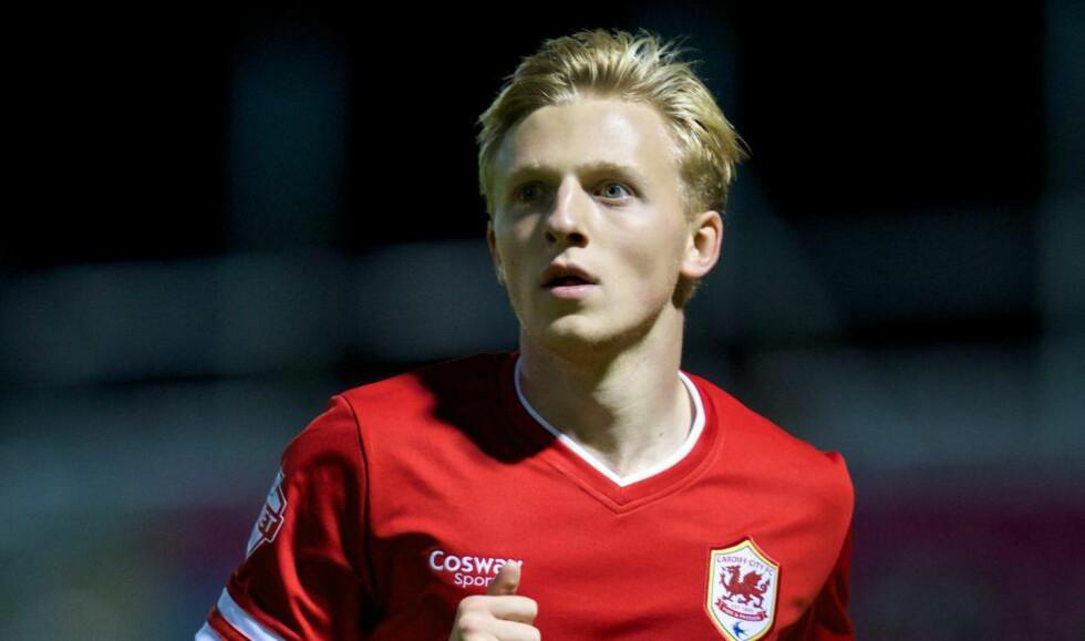 MÅLGIVENDE: Mats Møller Dæhli spilte 81 minutter og hadde en målgivende pasning i 3-1-seieren mot Huddersfield.  Foto: David Rawcliffe/Propaganda / NTB scanpix