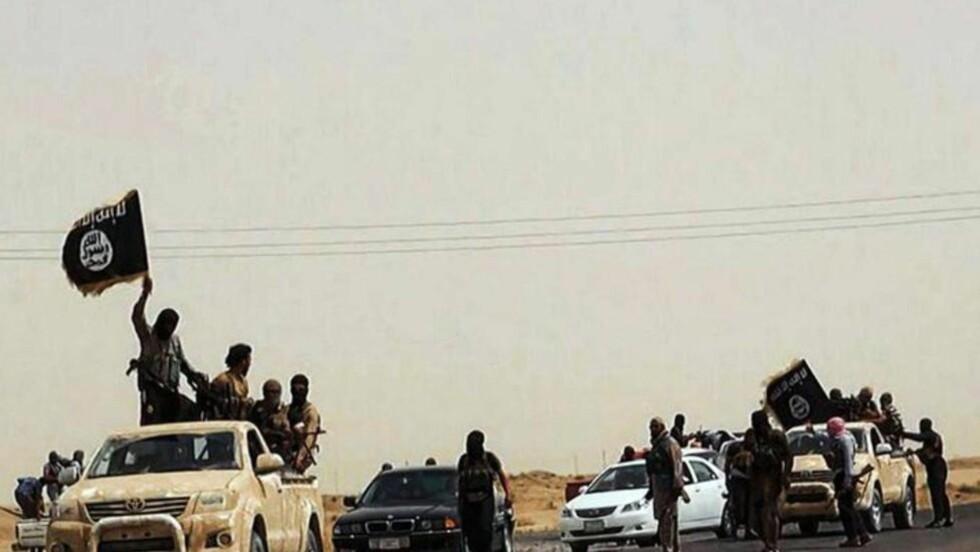 FRAMRYKKING: IS har massakrert 312 nye yezidi-menn i den irakiske landsbyen Kojo, melder Sky News lørdag kveld. Dermed er totalt nesten 400 menn fra landsbyen drept. Arkivfoto: NTB scanpix