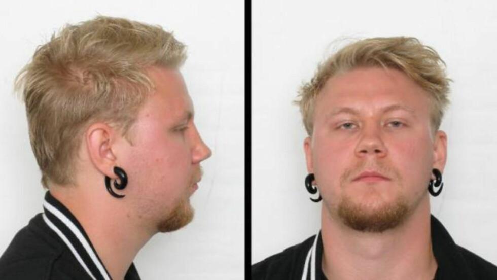 ETTERLYST: Kim Andreas Kristiansen er etterlyst for drapet på stefaren Bjarte Hansen (58). Foto: Politiet.
