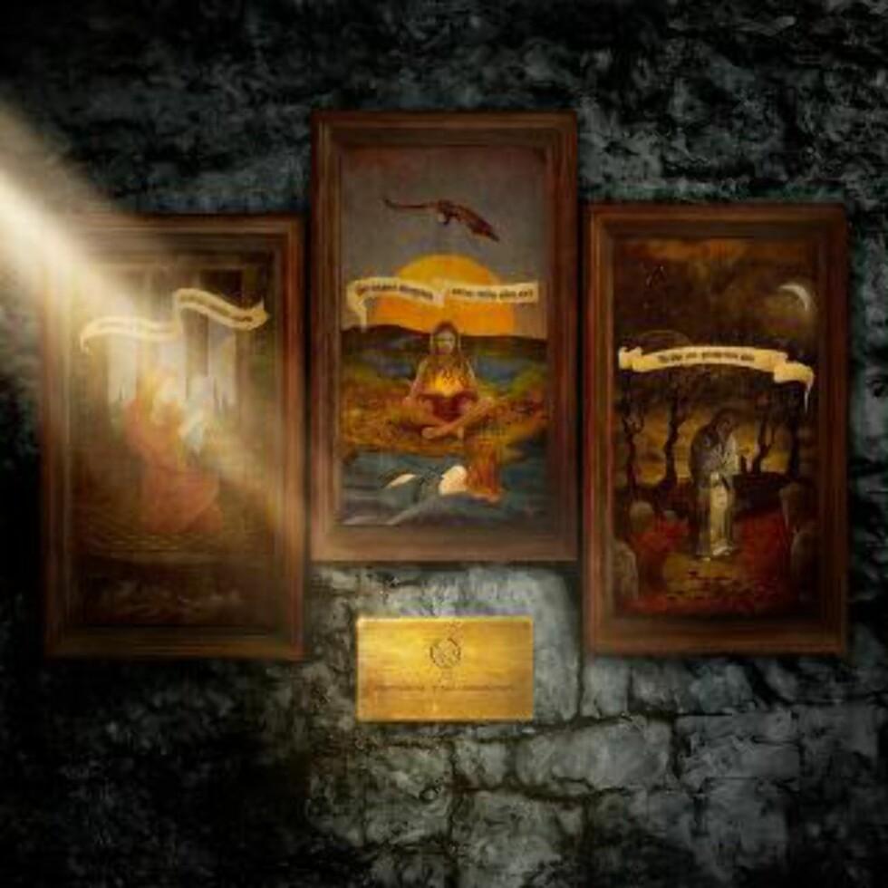 Melodiøst og finurlig på Opeths karakteristiske vis
