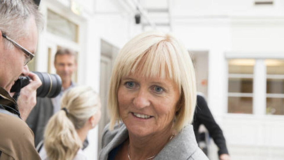 INGEN TELEFON: Utdanningsforbundets Ragnhild Lied har ennå ikke hørt noe. Foto: Berit Roald / NTB scanpix