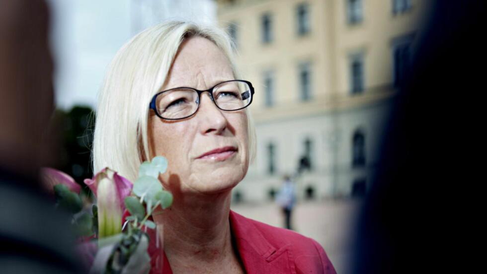 ANKLAGER REGJERINGEN: Hvor mange rovdyr kan vi ta ut? spør Marit Arnstad. Foto: HANSEN NINA / Dagbladet