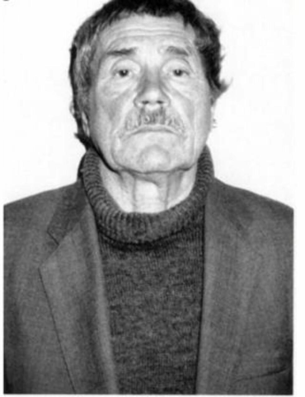 SMUGLET:  KGBs sjefsarkivar, Vasilij Mitrokhin, kopierte for hånd KGBs arkiv da han fikk i oppdrag å flytte det. I dag finnes det i Cambridge. Dagbladet har hentet ut den norske delen. Foto: PRIVAT