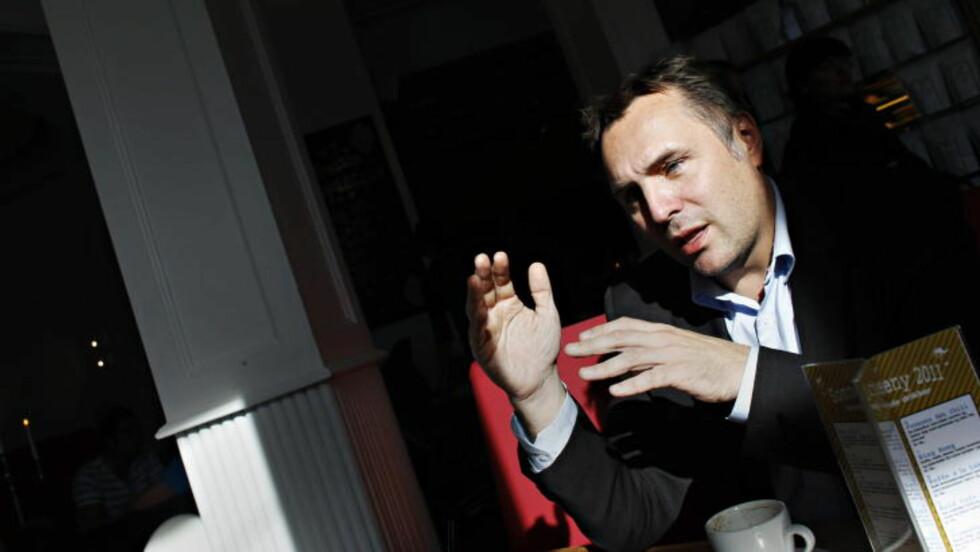 >b>KOMBINERTE OPPGJØR?: Kombinerte lønnsoppgjør - der staten bidrar - kan være oppskriften for læreroppgjørene framover, mener Tore O. Sandvik. Foto: Frank Karlsen / Dagbladet