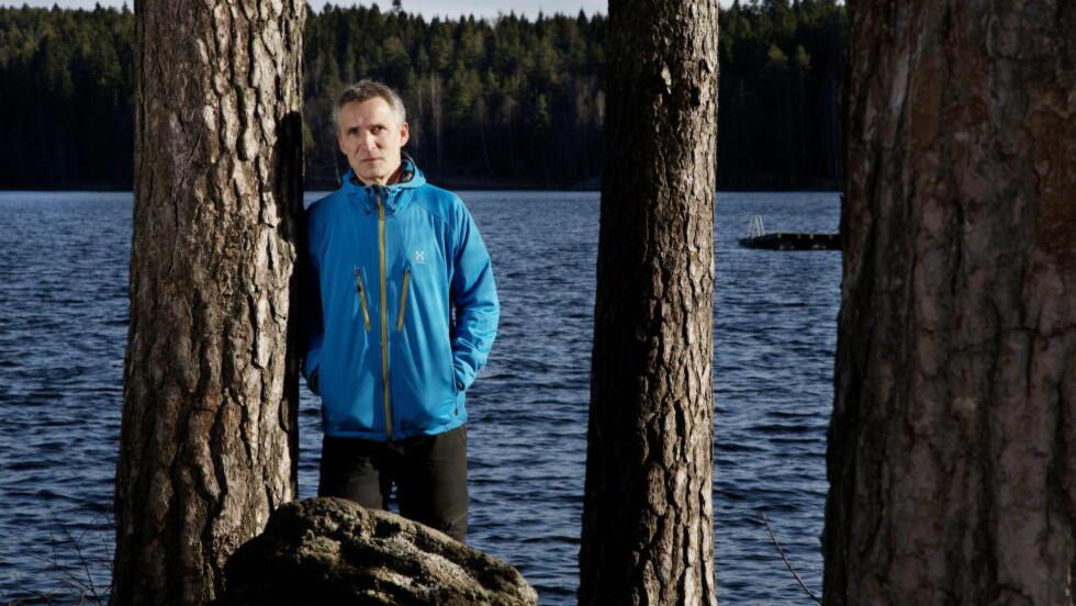 NOE Å TENKE PÅ: Jens Stoltenberg blir klappet inn son ny NATO sjef i neste uke. Foto: Agnete Brun / Dagbladet