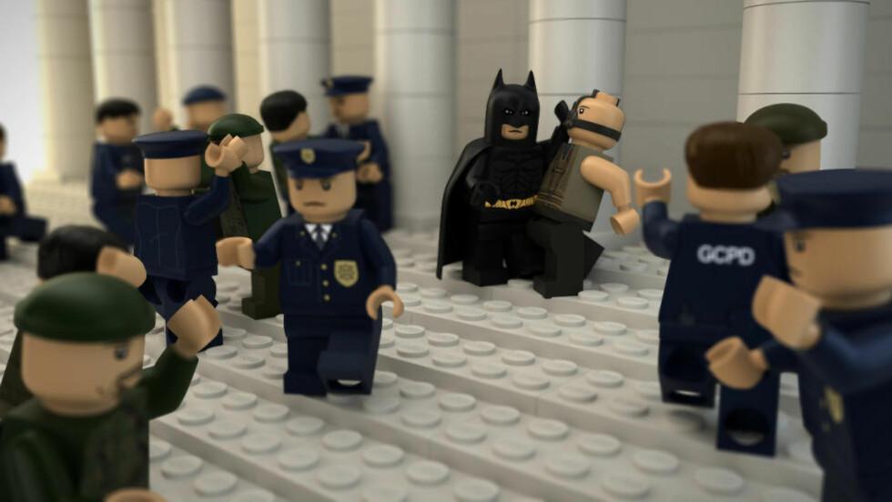 POPULÆRT TYVGODS: Lego har nå blitt så dyrt at enkelte tyver spesialiserer seg på de populære plastbrikkene. Foto: Carbone14 / Flickr / Creative Commons