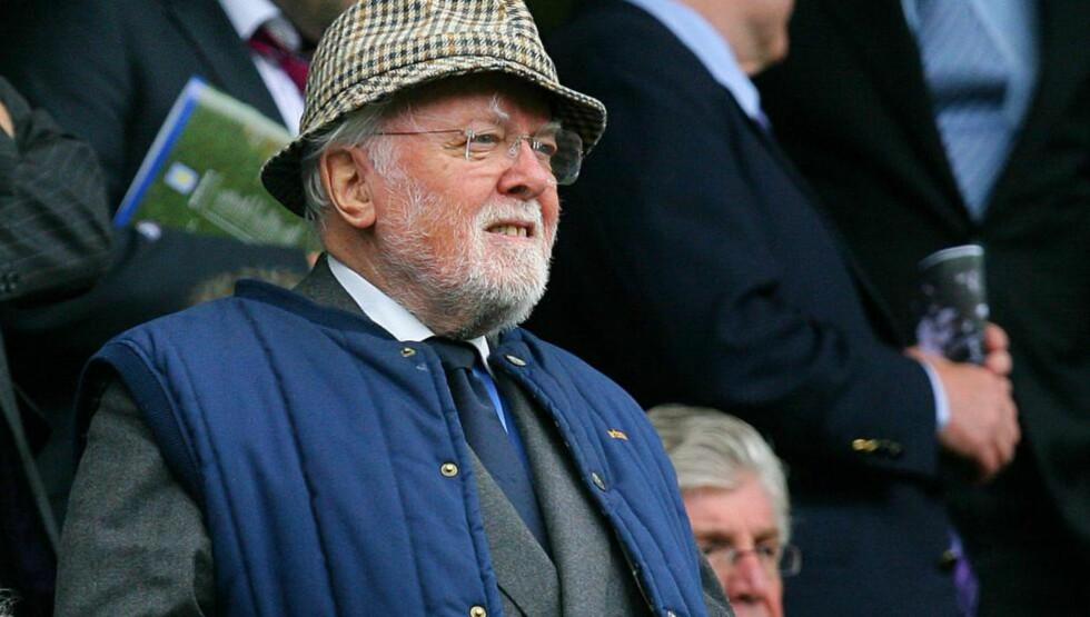 DØDE NYLIG: Sir Richard Attenborough var en av Storbritannias ledende skuespillere som seinere gikk over til å bli en suksessregissør. Foto: NTB Scanpix