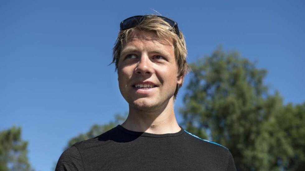 NYTT LAG: Edvald Boasson Hagen forteller onsdag hvor han sykler de neste to årene. Foto: Aleksander Andersen / NTB scanpix