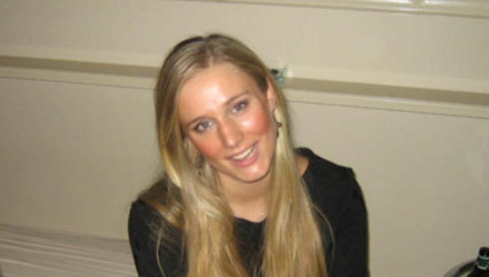 KJEMPER: Det er seks år siden Martine Vik Magnussen ble drept i  London. Fortsatt kjemper faren for rettferdighet. Foto: Privat