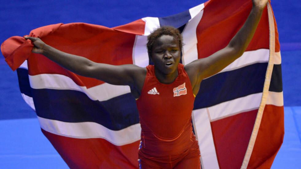 FIKK HJELP:  Forandringene i brytesporten som ble presset igjennom av den internasjonale olympiske komite (IOC), gjør at sensasjonen Grace Bullen får bedre sjanser i mesterskap framover.