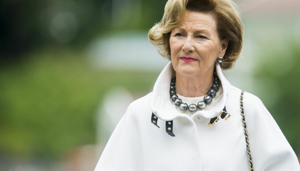 MISTET BROREN: Dronning Sonjas bror døde 95 år gammel og begraves i Oslo fredag. Foto: Vegard Wivestad Grøtt / NTB scanpix