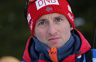TILLIT: Skiskyttersjef Morten Aa Djupvik har 100 prosent tillit til at det medisinske personalet. Foto: Geir Olsen / NTB scanpix