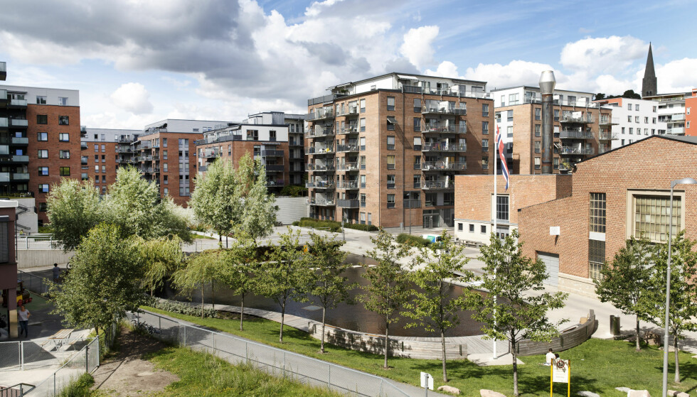 BOLIGPRISER: Boligprisene stiger, og prisantydningen sier ikke stort om hva boligen kommer til å gå for. Foto: Gorm Kallestad / NTB scanpix