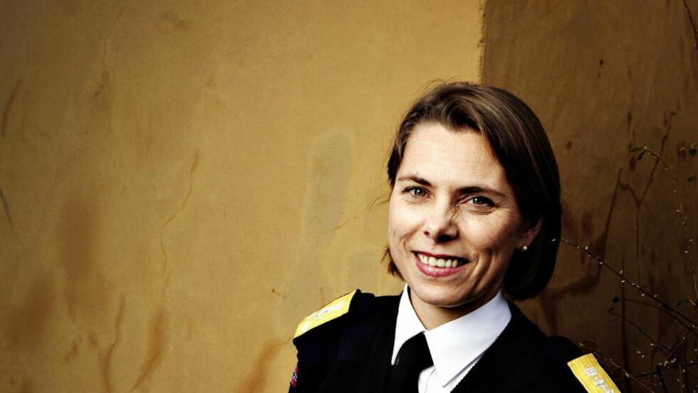 BEST KVALIFISERT :  Høyesterett slår nå fast at Louise Dedichen - som fikk jobben som sjef for Forsvarets skolesenter - var den best kvalifiserte søkeren.  Foto: Jørn H.Moen / Dagbladet