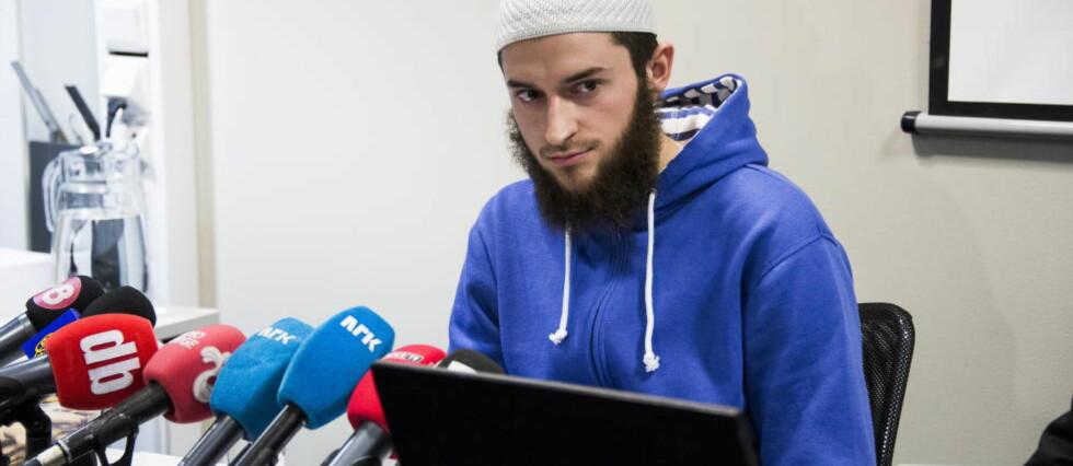 DREPT I SYRIA:  Egzon Avdyli fra Bærum ble tidligere denne uken drept i Syria. Han slåss sammen med den fryktede islamist-gruppa ISIL. Foto: Håkon Eikesdal