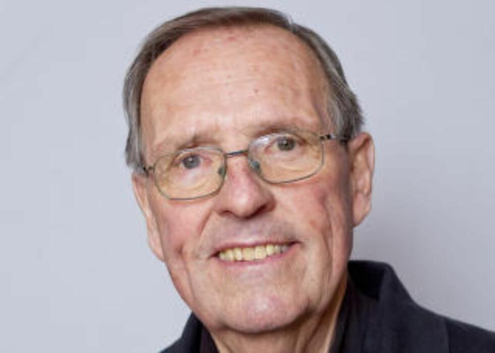 VITNE TIL ULYKKEN: Jon Herwig Carlsen