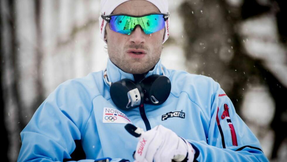 HETSES?: Skilandslagets offisielle Facebook-konto ber folk roe seg ned og hevder det kommer hets og sjikane mot Petter Northug. Foto: Thomas Rasmus Skaug / Dagbladet