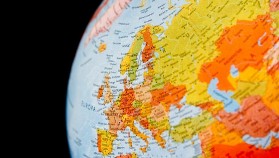 STENG GRENSENE: Vi bør fryse Schengen-avtalen midlertidig ut året, skriver Rødt-leder Bjørnar Moxnes. Foto: Vegard Grøtt / NTB Scanpix