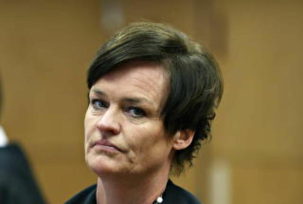 HEKSEJAKT :  - Kapital har drevet ren heksejakt mot Mona Høiness, sier advokat Mette Yvonne Larsen. Foto: Jacques Hvistendahl / Dagbladet