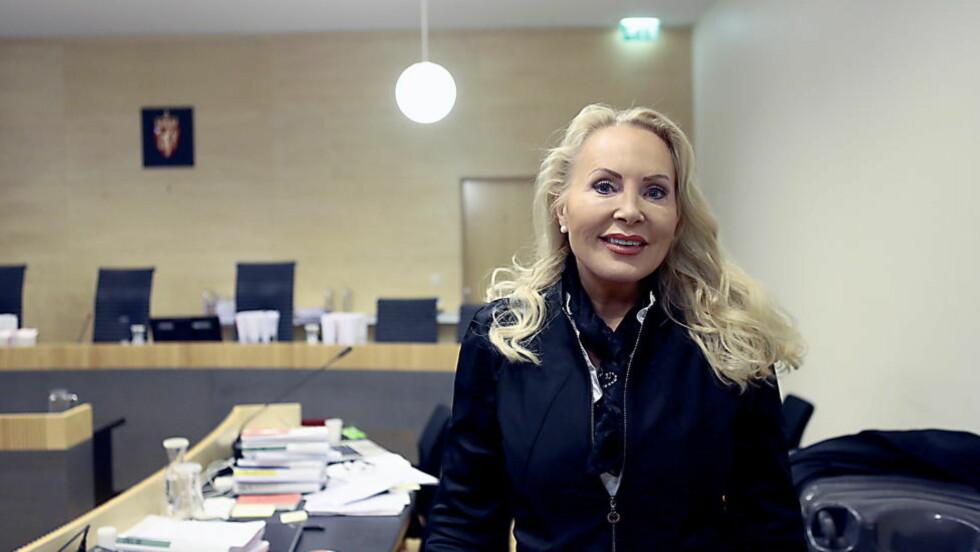 ARVING:  Mona Høiness er nå rettmessig arving etter ekteparet Per og Synnøve Urdahl. Dommen i Borgarting lagmannsrett er nå rettskraftig, etter at slektningene ikke har anket arvestriden inn for Høyesterett. Foto: Nina Hansen / Dagbladet   .