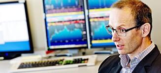 Fire norske matematikere soper inn millioner på børsene