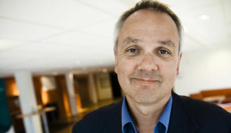 -FOR GALT:  - Det er for galt at Folkehelseinstituttet nå må bruke tid og ressurser på å rydde opp etter Universitetet i Oslo, skriver legen Preben Aavitsland i en epost til Dagbladet. Foto: Håkon Eikesdal / Dagbladet