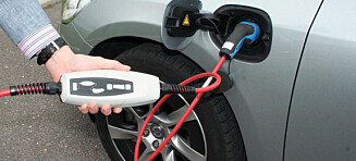Denne kan være et problem for deg som har elbil
