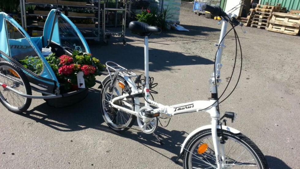 TRANSPORT: Målet med prosjektet er få flere til å oppdage sykkelen som transportmiddel. Foto: TESTCYKLISTERNA