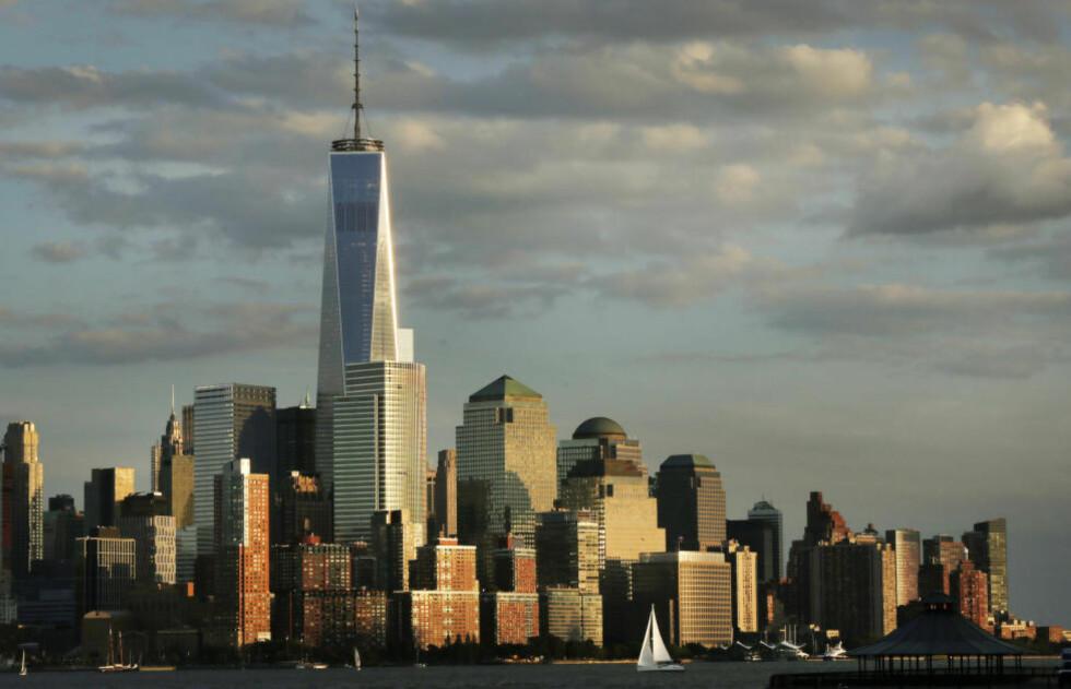 KJÆRLIGHETSEPLET:  Det er vanskelig ikke å forelske seg i New York. Her er noen av byens aller mest romantiske steder. Foto: MARK LENNIHAN / AP PHOTO / NTB SCANPIX