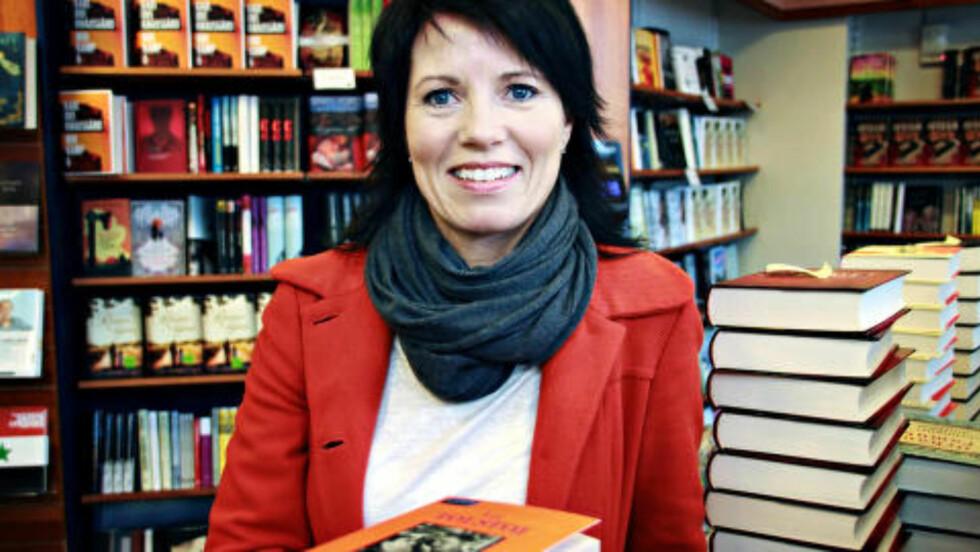 SVARER: Trine Stensen