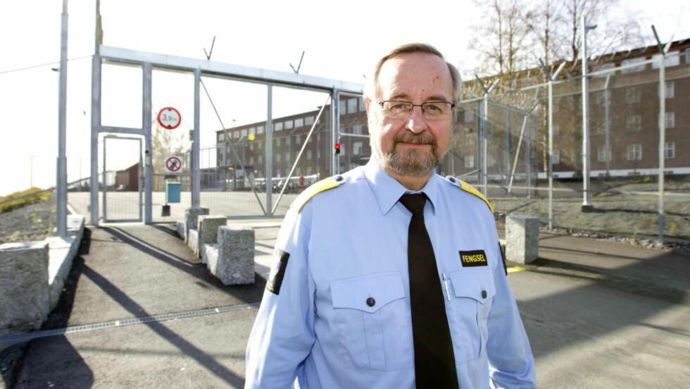 - KAN IKKE HUSKE: Fengselsdirektøren ved Ila fengsel, Knut Bjarkeid, sier han knapt kan huske et lignende tilfelle. Foto: Gorm Kallestad / NTB Scanpix