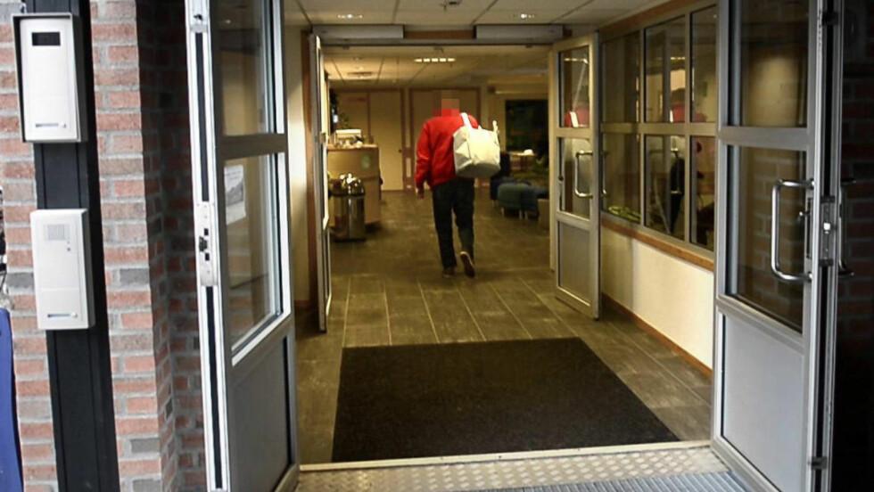 UVITENDE PASIENTER: Ingen av pasientene ved MS-senteret har blitt informert av senteret om at legen som jobber der er dømt for overgrep, ifølge daglig leder. Foto: Øistein Norum Monsen/Dagbladet
