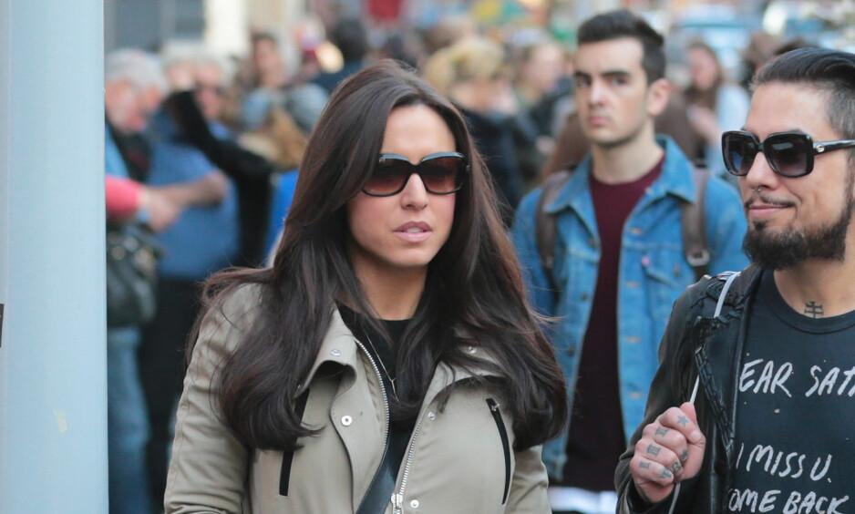 SAKSØKER FOX: Andrea Tantaros går rettens vei etter å ha blitt tatt av lufta i Fox News. Hun er ikke mild i sine beskrivelser av mediehuset og dets kvinnesyn, som ifølge Tantaros bør omtales som mysogynisk. Foto: Schwartzwald / Splash News