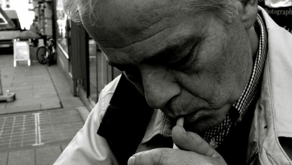 POETISKE BILDER: Kjell Ivar Sandvik er en god, gammeldags metafordikter, skriver anmelderen. Foto: KVALSHAUG FORLAG