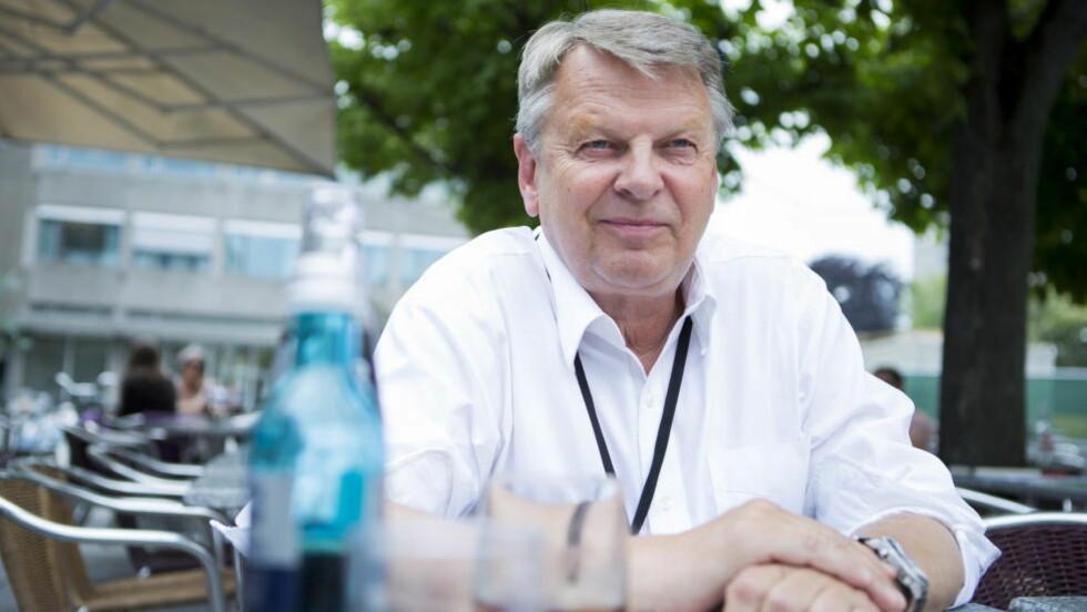 PARTNER: First House-partner Morten Wetland har representert Rederiforbundet på næringslivsmøter der Kina har vært tema. Foto: Christian Roth Christensen / Dagbladet