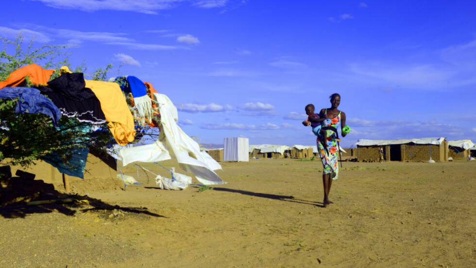 FLYKTNINGER: Magasinet har møtt tolv flyktninger som lever under ekstreme forhold, og spurt dem hva de ønsker å fortelle verden. Foto: ØYSTEIN MIKALSEN