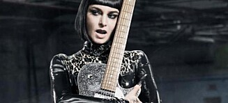 Ja - dette er Sinéad  O' Connor