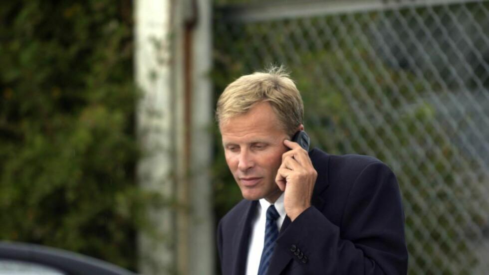 FIRST HOUSE-SJEFEN: Læren fra spetakkelet rundt Per Høiby og hans partnere er at vi alle trenger en lobbyist for å bli hørt.   Foto:Robert S. Eik/Dagbladet