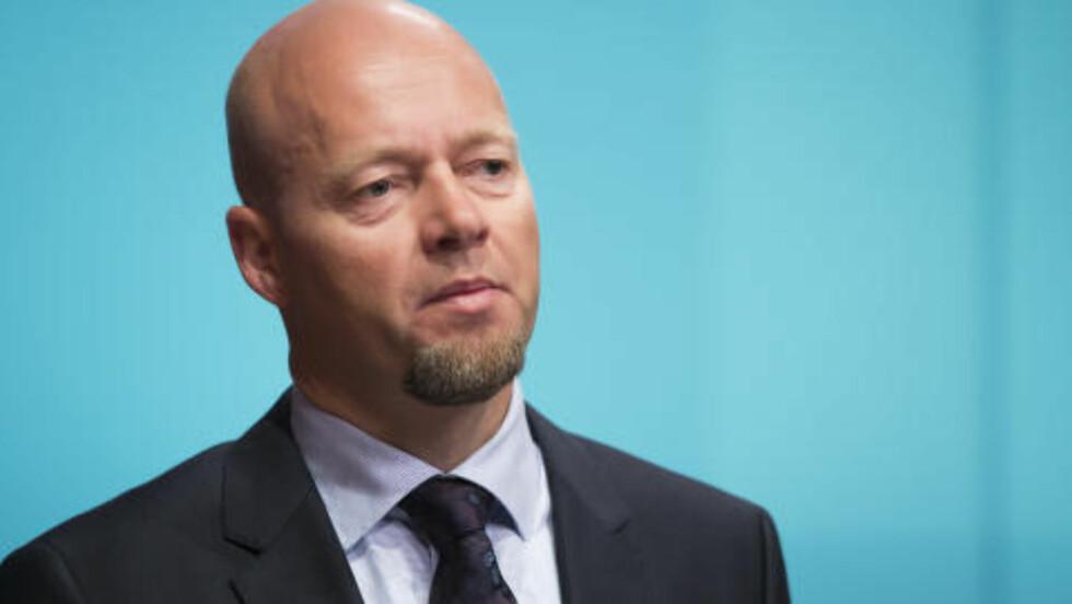 OLJEFONDET:Yngve Slyngstad, som bestyrer oljefondet som toppsjef for helstatlige Norges Bank Investment Management (NBIM), tjente 6 millioner kroner i fjor. Foto: Berit Roald / NTB scanpix