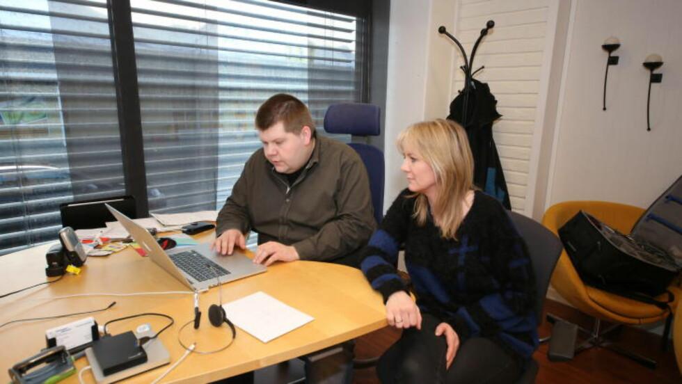 EGEN ASSISTENT: Elisabeth Westgaard er Jon Henriks assistent. Foto: Privat