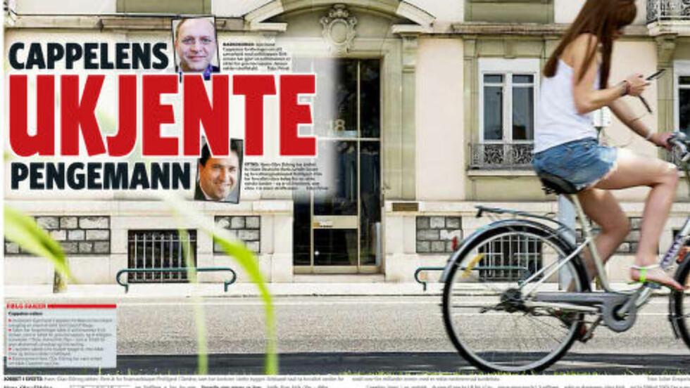 Faksimile: Dagbladet 20. juni