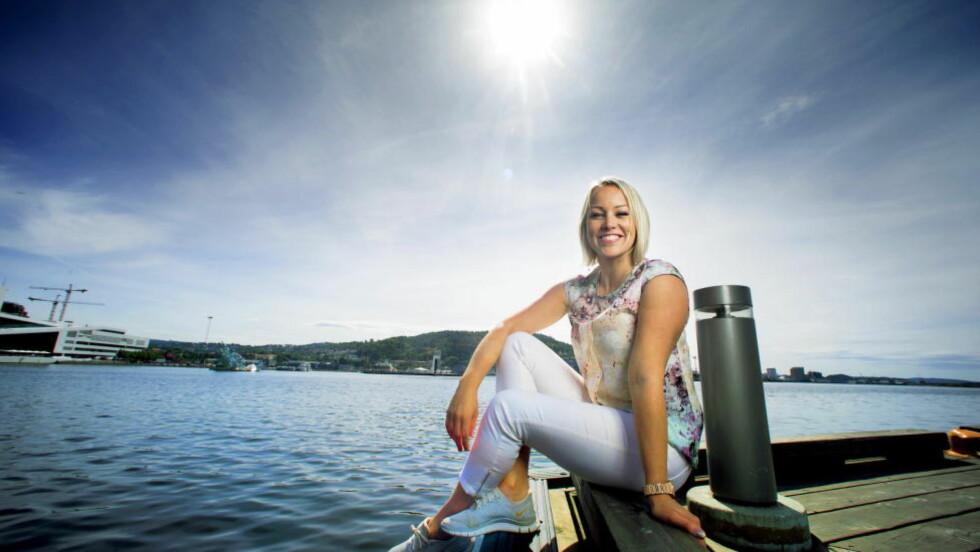 FLYTTER TIL NASHVILLE: Artist Hanne Sørvaag forklarer at hun er inne i en svært god periode. Til neste år flytter hun til USA. Foto: BJØRN LANGSEM