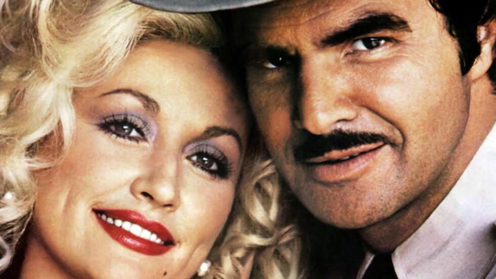 SPILTE SAMMEN I FILMMUSIKAL FRA 1982: Hva heter han som spilte politimann i «The Best Little Whorehouse in Texas»?