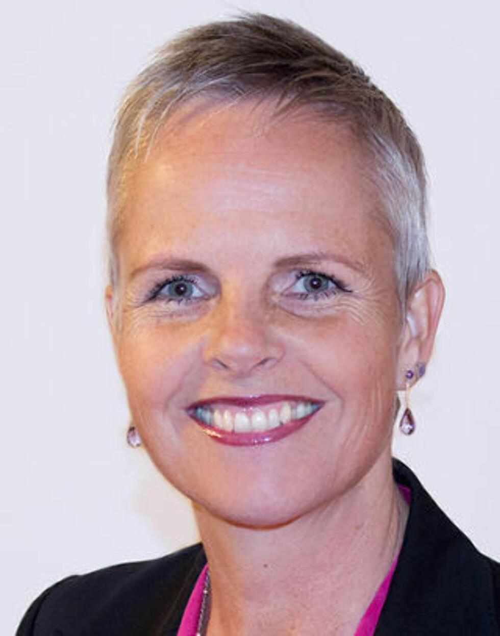 REKTOR: Janecke Aarnæs er rektor ved Oslo internasjonale skole, hvor prinsesse Ingrid Alexandra blir elev til høsten. Foto: Privat