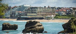 Da Napoleon spurte hva hun ønsket seg, var svaret «et palass i Biarritz»
