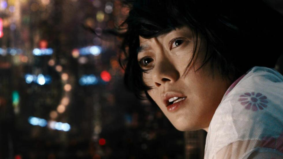 INTERNASJONALT: Sørkoreanske Donna Bae var mer i Wachowski-søsknenes forrige film, «Could Atlas» (bildet). Hun er nå del av en stor, internasjonal rolleliste for Netflix-krøniken «Sense8» fra de ambisiøse filmskaperne.