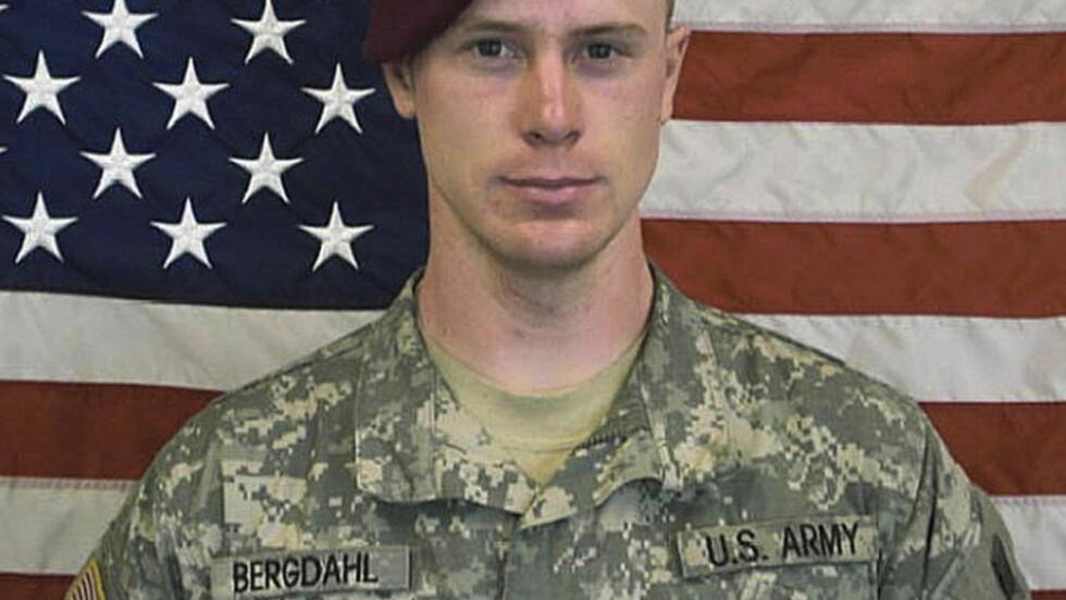 UTSKREVET: Bowe Bergdahl er nå utskrevet fra sykehuset i Texas. Foto: AP Photo/U.S. Army