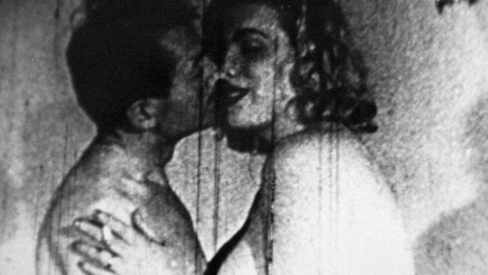 GAMMELDAGS: Denne pornografiske kortfilmen fra 1947 framstår som svært uskyldig sammenliknet med dagens mainstream pornografi. Foto: Spain out / HO / Reuters / NTB Scanpix