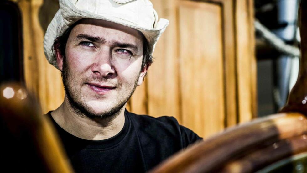 DØMT: Jarle Andhøy er i Nord-Troms tingrett dømt til å betale en bot på 45.000 kroner for å ha reist til Antarktis uten godkjennelse. Foto: Thomas Rasmus Skaug / Dagbladet