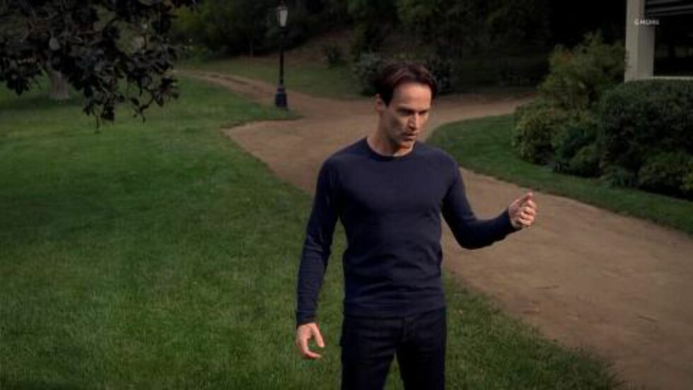 USYMPATISK: Bill gikk fra sørstatsgentleman til vampyrgud-tilbedende politiker, og fjerna seg dermed fra forholdet til Sookie, som var hele poenget med ham.
